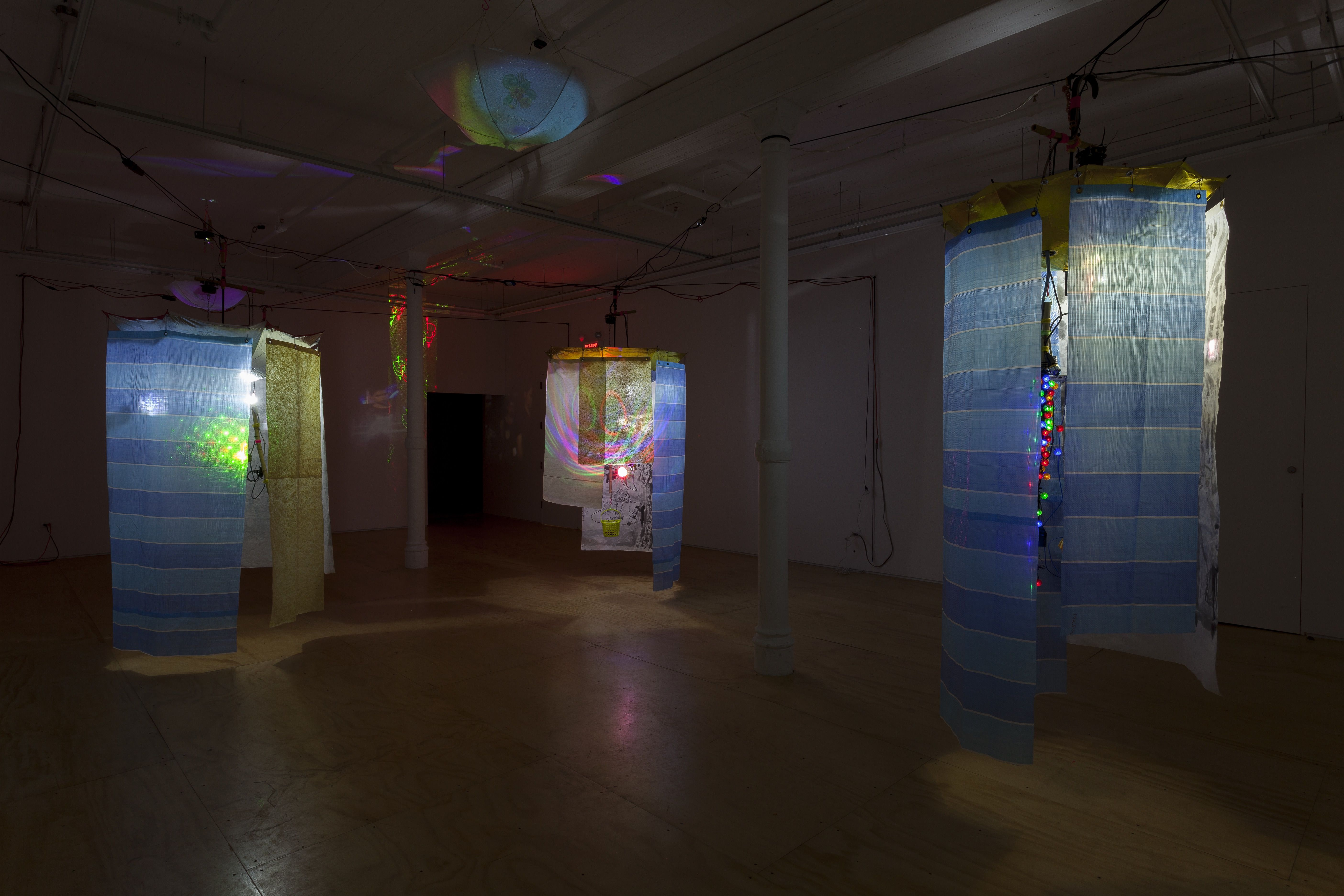 Amy Lien & Enzo Camacho at 47 Canal
