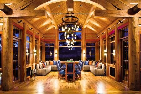 Rocky Mountain Log Homes And Yellowstone Log Homes Both Tac