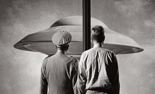 USAF GEN. John Samford fala sobre Discos Voadores (1952) Projeto Livro Azul ALIENS