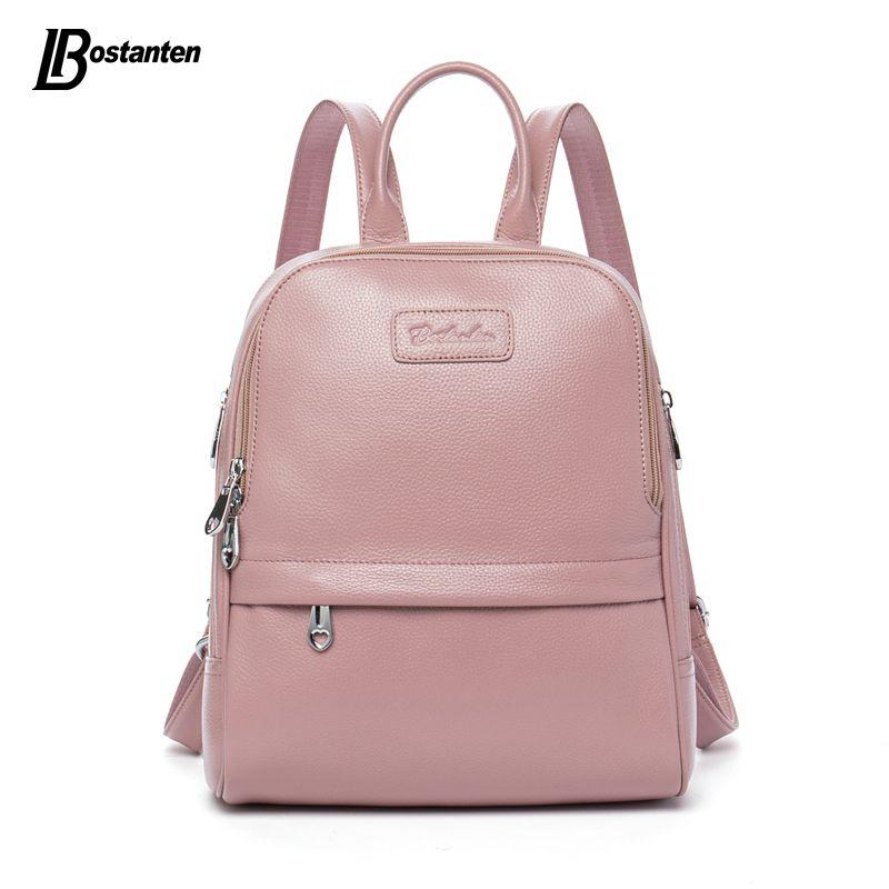cb12ac98077 es.aliexpress.com store product Bostanten-Fashion-Genuine-Leather ...