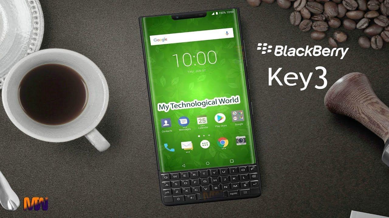 Blackberry Key3 First Look Price Release – Migliori Pagine da Colorare