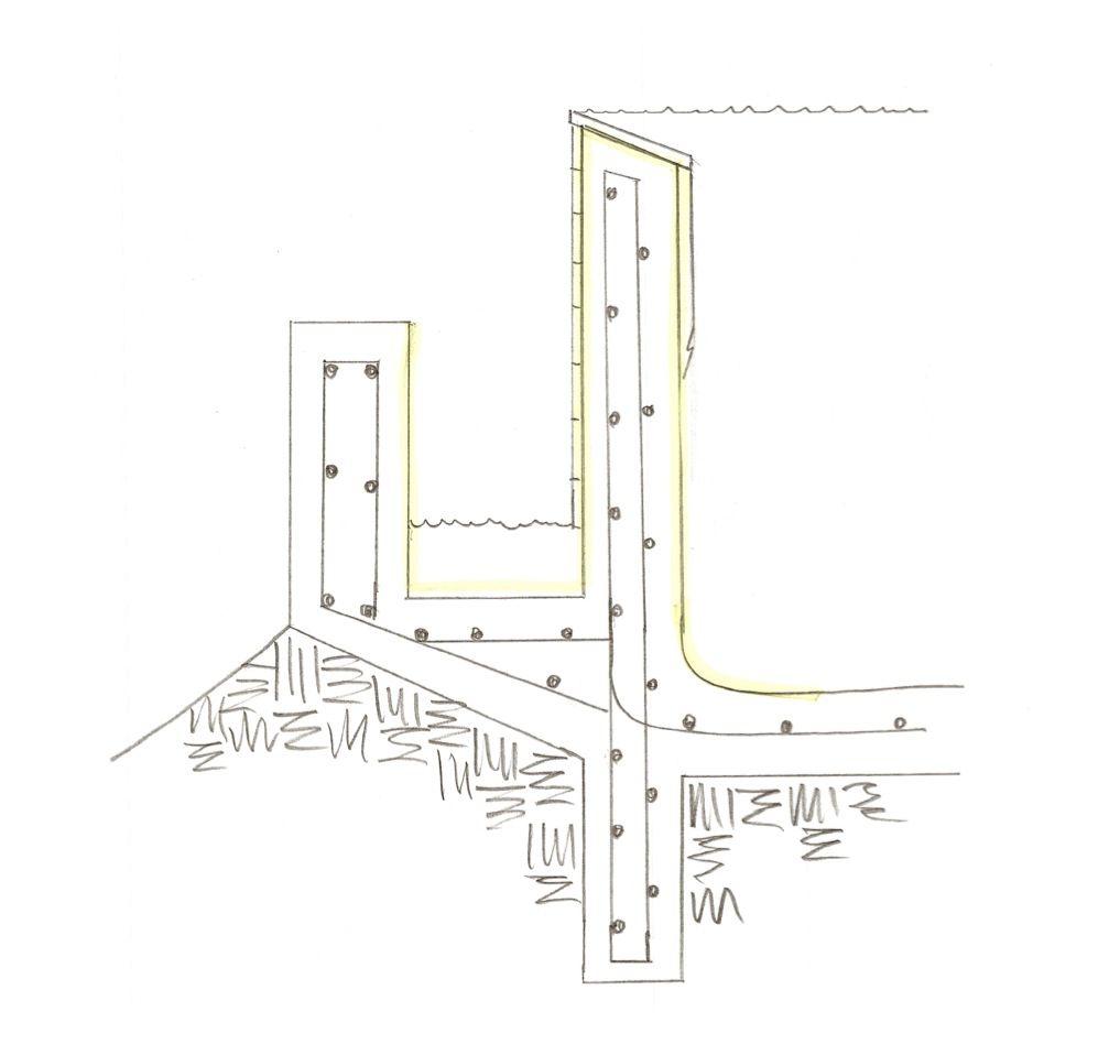 Swimming pool spa watershape design consultant expert for Pool design drawings