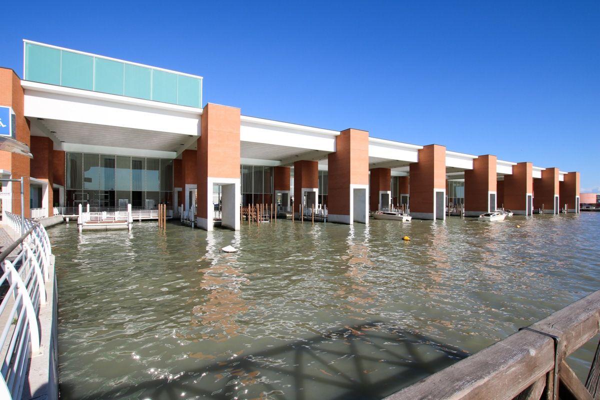 Il Viaggiatore Magazine - Aeroporto Marco Polo - Water Terminal, Venezia