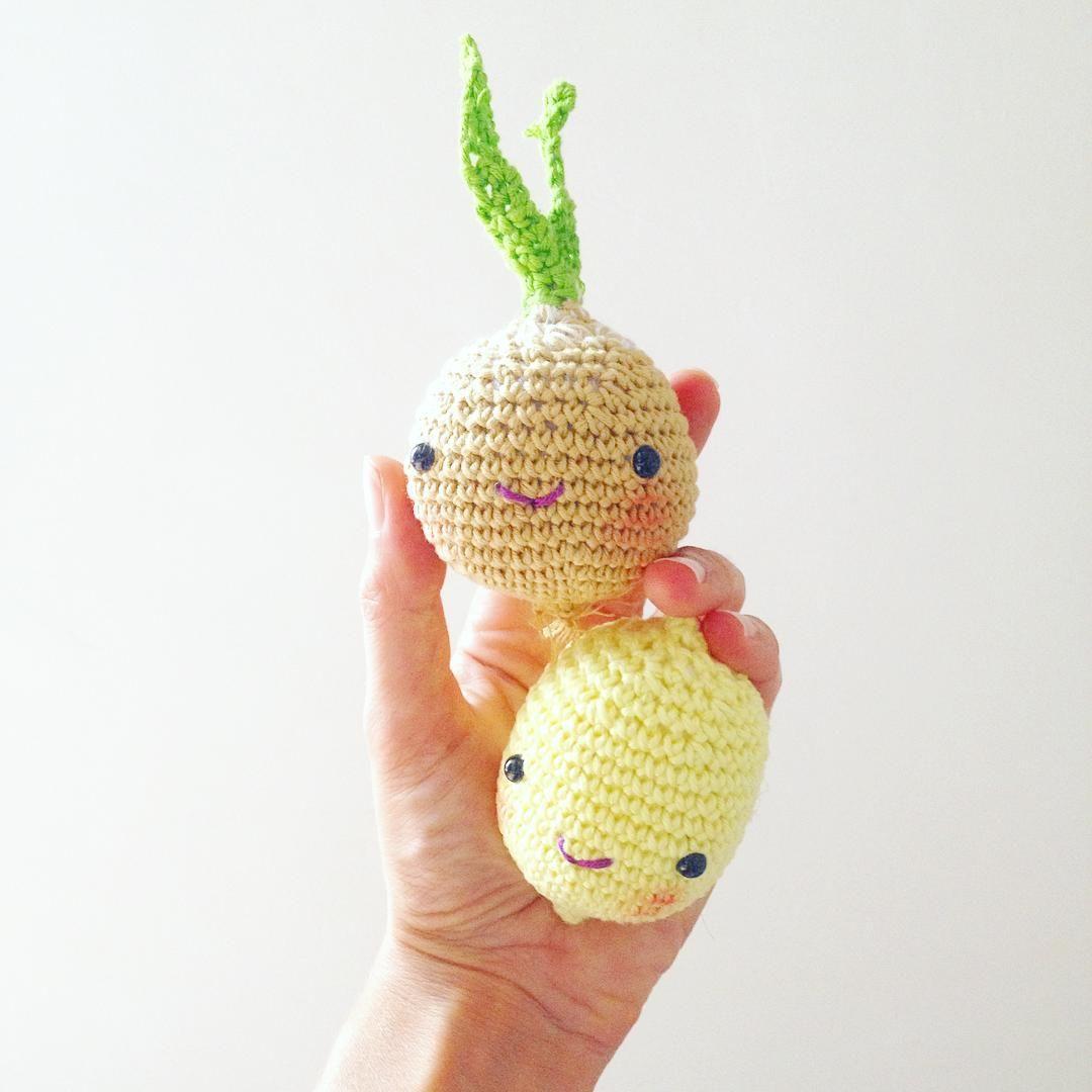 onion & lemon reprendre le crochet avec des petits ouvrages #crochet ...