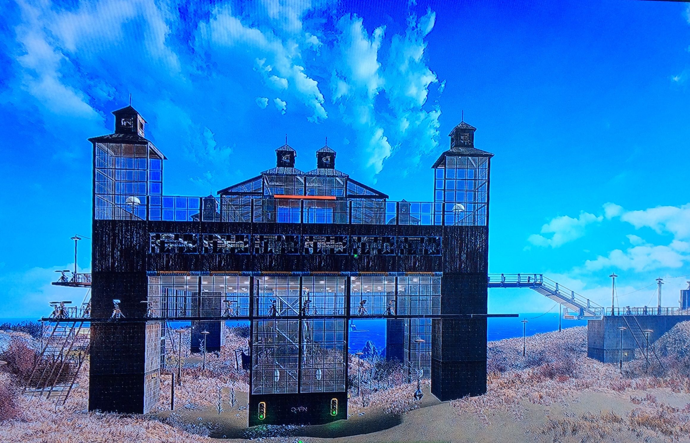 Fallout 4 Spectacle Island Settlement in 2019 Empire