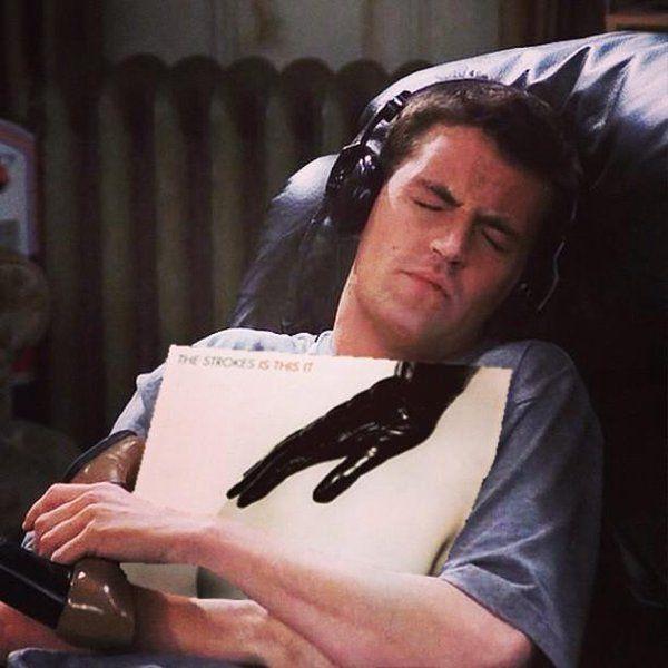 12 Times You Were Chandler Bing Musica Album