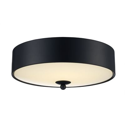 Lucid Lighting Flush Mount Ceiling Light Kb 84003 Del 12 In