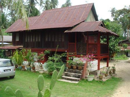 Rumah Kampung Kg Genting Balik U