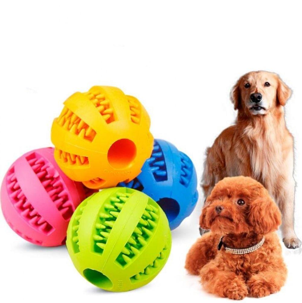 Pet Sof Pet Dog Toys Toy Funny Interactive Elasticity Ball Dog