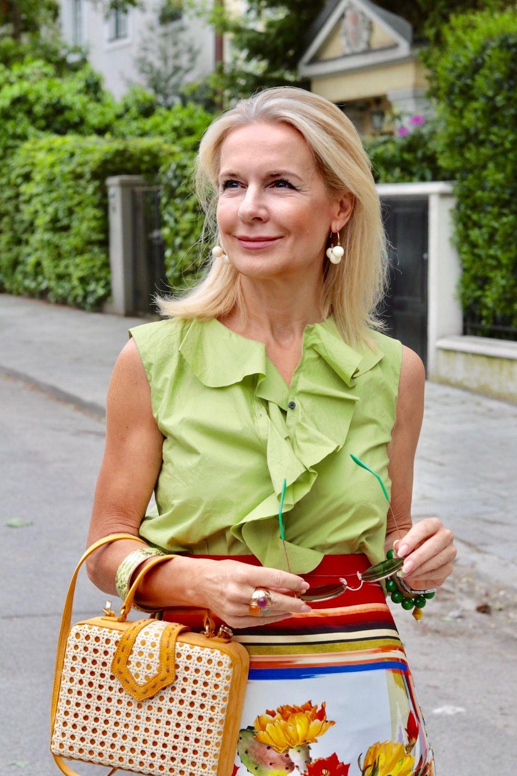 Styling & Beauty Blog für anspruchsvolle Frauen ab 45