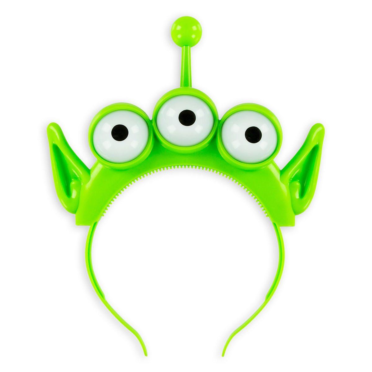 bcdf99ca2 Toy Story Alien Light-Up Headband in 2019 | Disney <3 | Toy story ...