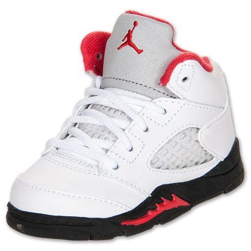 promo code 6f74a 50009 Total waste of money, but a must nonetheless. Boys Toddler Air Jordan V  Retro   FinishLine.com   White Fire Red Black