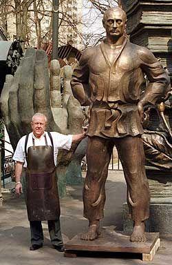 Resultado de imagen de tsereteli zurab escultor