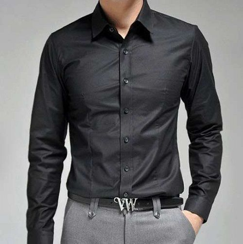 New Arrival designers dresses shirts for formal and casual men ...