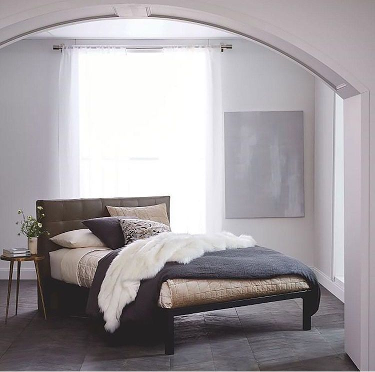 Pin by Lisa Jurgens on Bedrooms Simple bed frame