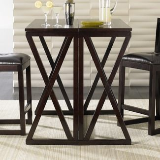 Charmant Sitcom Furniture Turin Flip Top Bar Table   TUR404