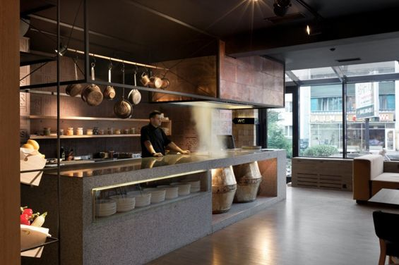 Galería de Restaurant Odessa / YOD Design Lab - 11 Restaurants