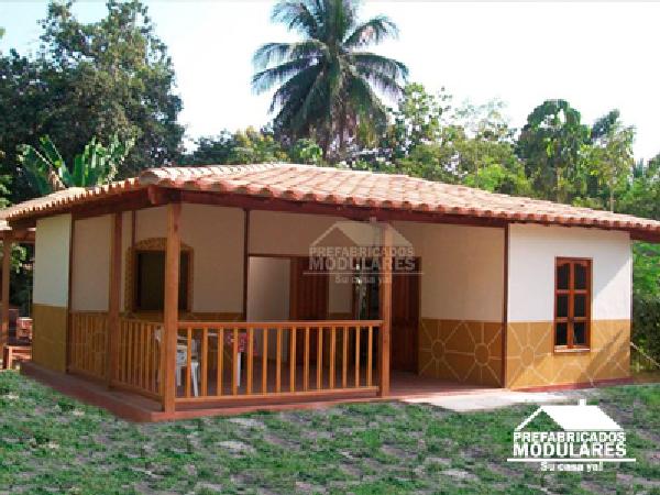 Casas Prefabricadas Un Nivel Casas Prefabricadas Casas Campestres Pequenas Casas Campestres