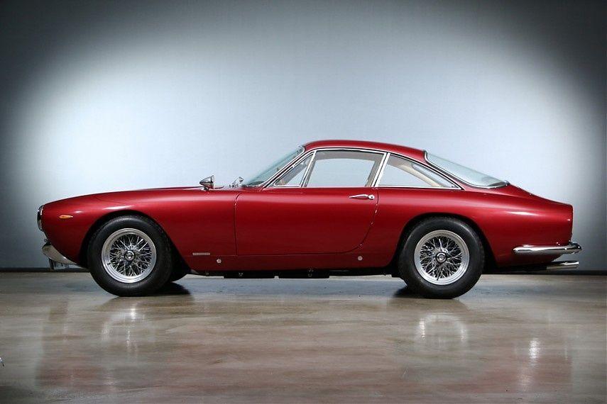 「1963 Ferrari 250 GT Berlinetta Lusso」の画像検索結果