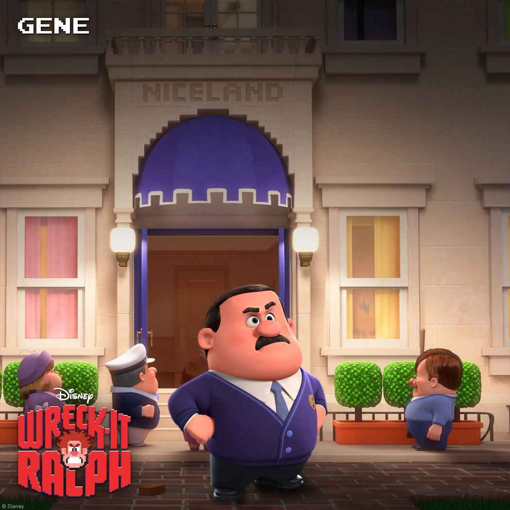 Wreck It Ralph Cast - A massive batch of photos gets us acquainted with the wreck it ralph