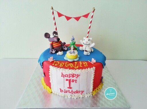 Toopy and Binoo | Birthday Cake Ideas | Pinterest