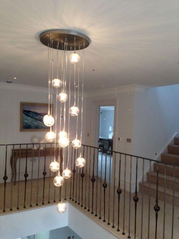 Pendant chandelier bocci buscar con google iluminao escada pendant chandelier bocci buscar con google aloadofball Choice Image