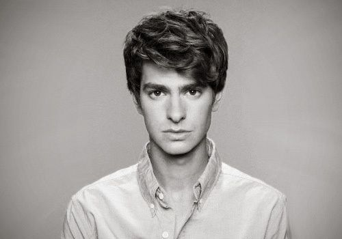 Andrew Garfield, what happened to your Tennant hair?