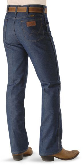 11dde43d Wrangler Jeans - 935 Slim Fit Rigid Boot Cut available at #Sheplers