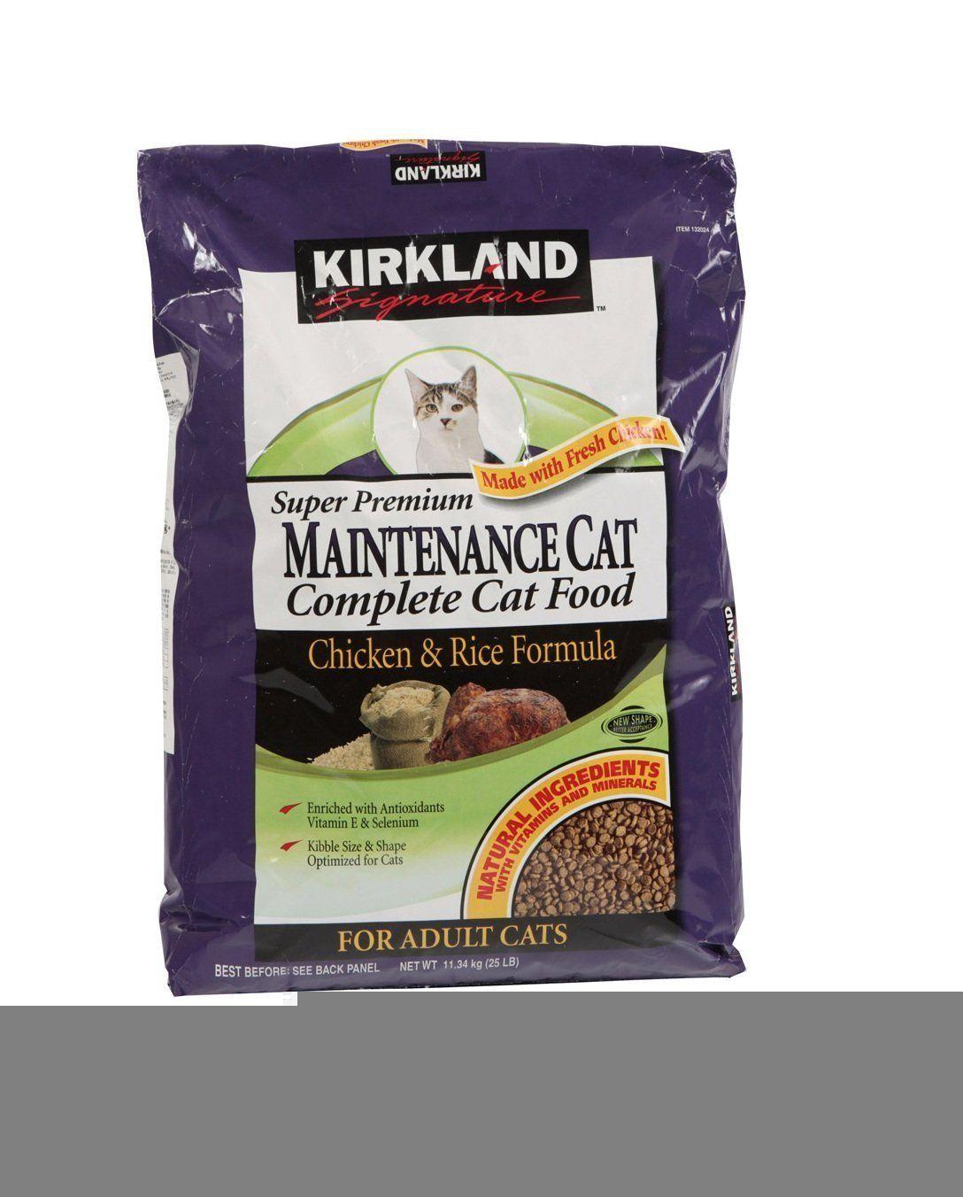 Kirkland Signature Super Premium Adult Complete Cat Food