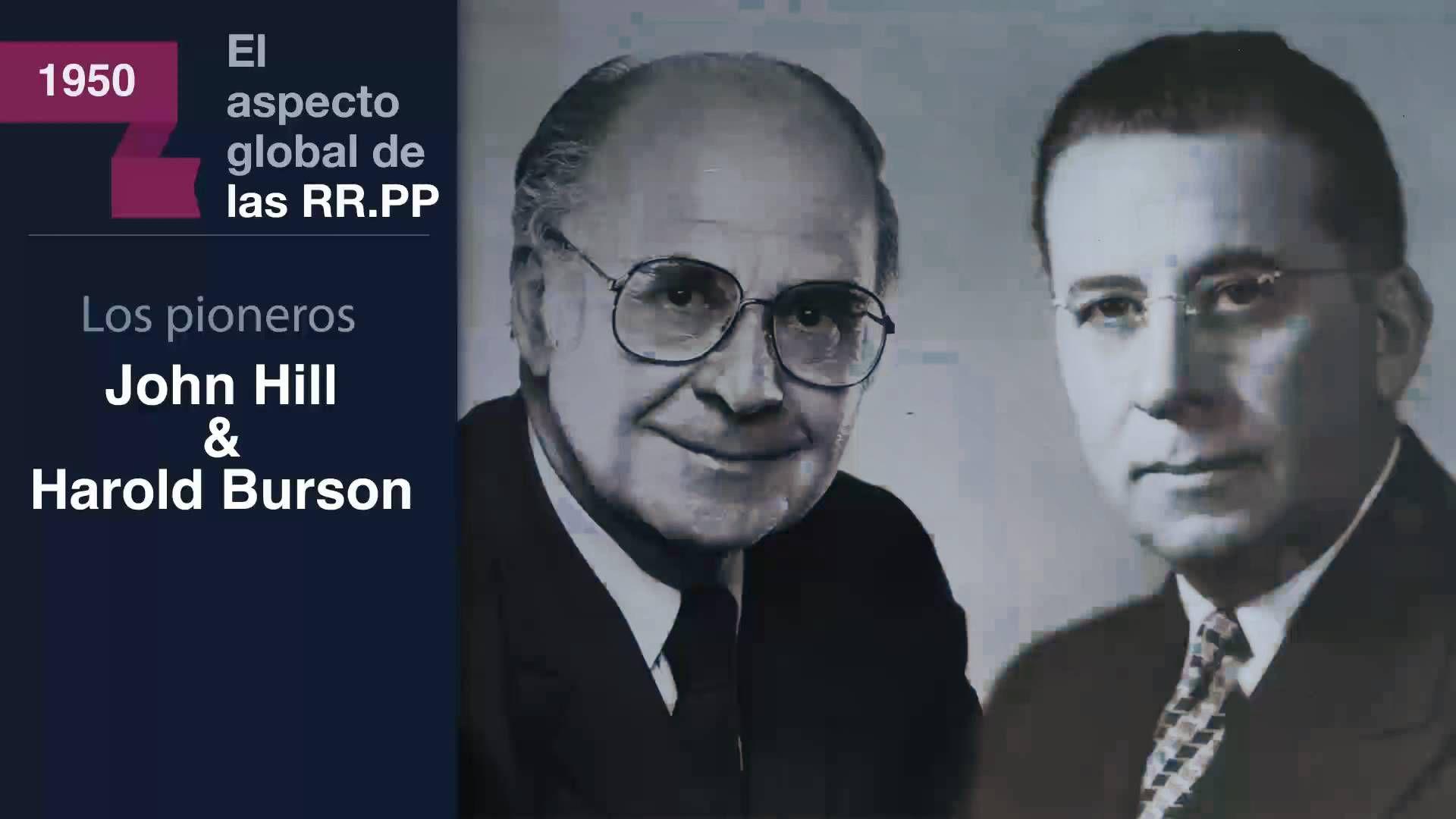 La Historia de las RR.PP #Comunicate #RelacionesPublicas #Nicaragua #Historia