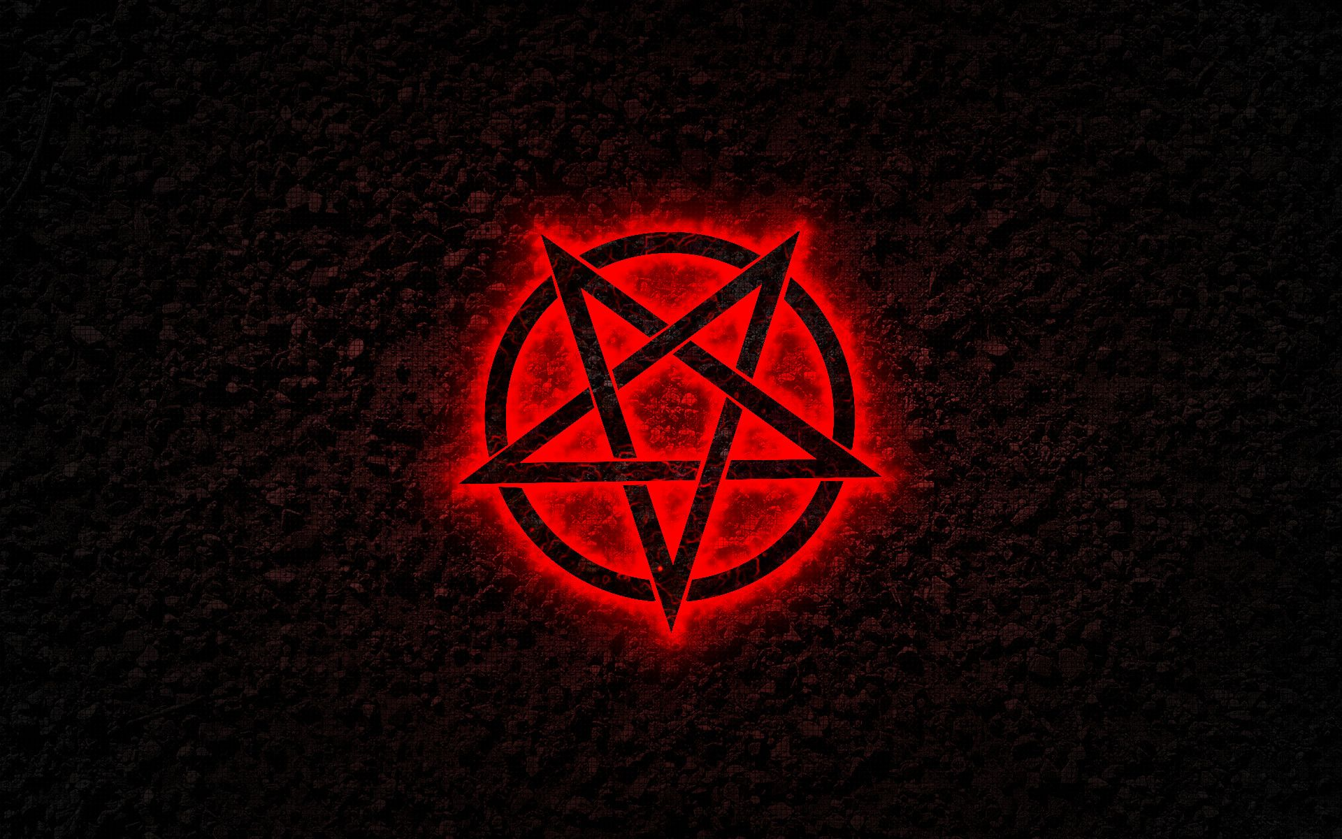 Satanic Pentagram Wallpaper 2 в 2019 г.