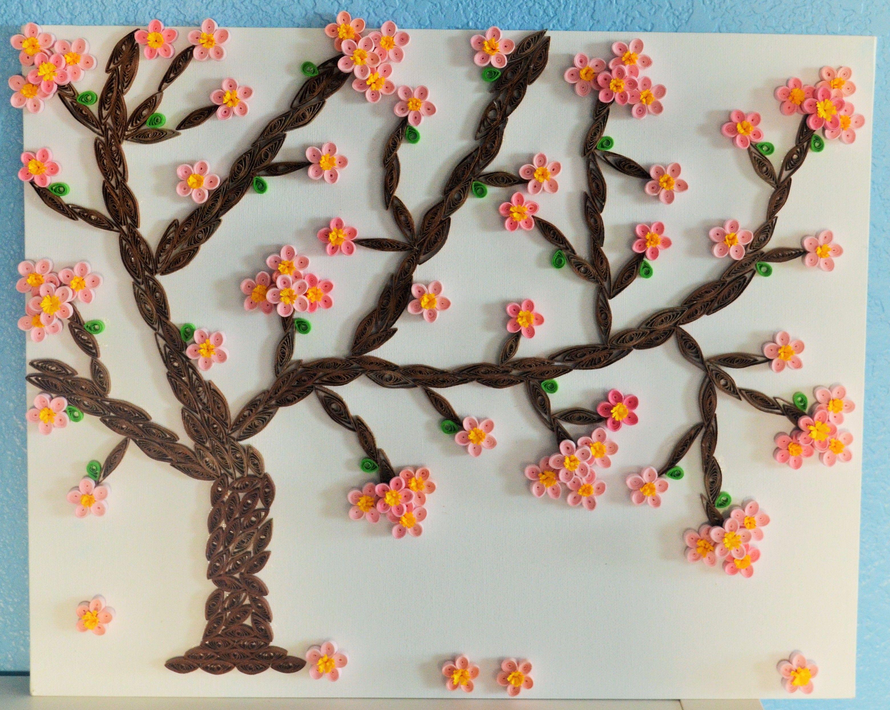 Partial Cherry Blossom Tree Arboles De Halloween Halloween Arboles