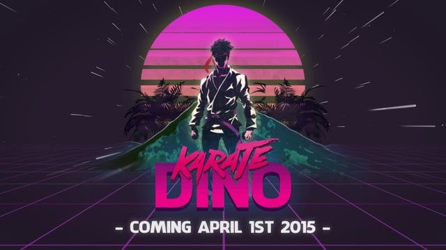 App Store: https://itunes.apple.com/us/app/karate-dino/id946758778?ls=1&mt=8 Google Play: https://play.google.com/store/apps/details?id=com.thinkmojo.karatedino Website: http://karatedino.com  Karate Dino, first game by the small indie Studio Thinkmojo, is an 80's inspired arcade video game where you, a Karateka, try to survive in a lost world filled with dinosaurs. React fast, stay focused, and you might become the most valorous Karateka the world has ever known. But be careful, one mis...