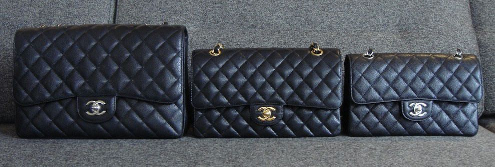 ae9f818b9bb6a2 The Ultimate Bag Guide: The Chanel Classic Flap Bag - PurseBlog ...