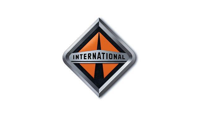 International Trucks Primary Identity Navistar International International Truck Logos