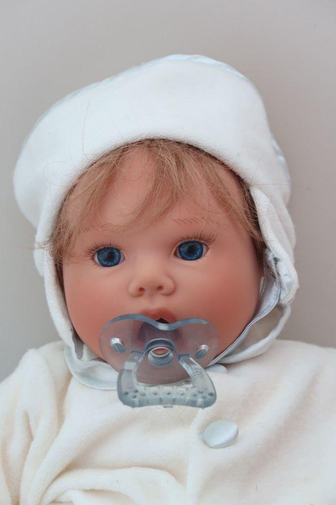 lee middleton 19 little love nursery boy doll 19 with pacifier