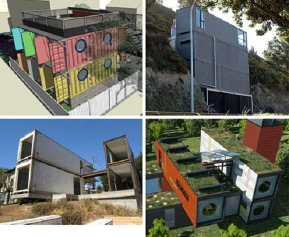 Steel shipping container home plans my containers for Steel shipping container home designs