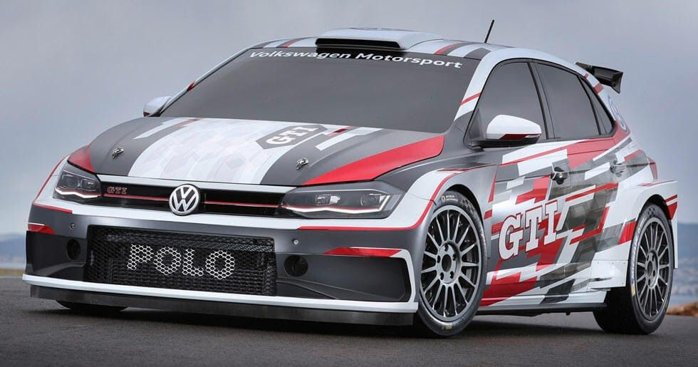 Vw Polo Gti R5 Rally Car Rockets From 0 62 Mph In 4 1 Seconds