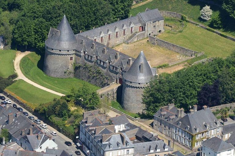 Chateau des ducs de Rohan à Pontivy (56)