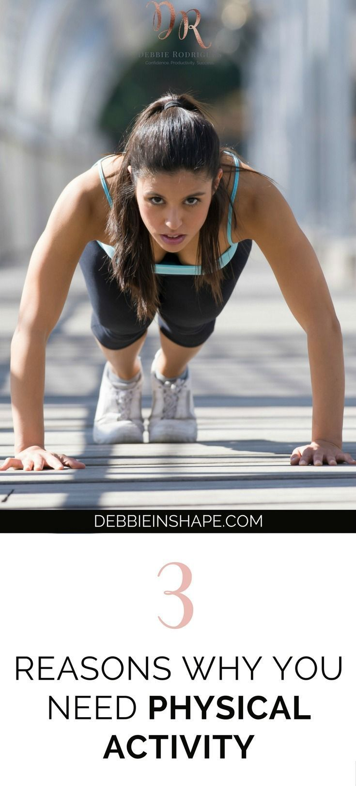 Make time for physical activity for success. Understand how not only your health benefits from exerc...
