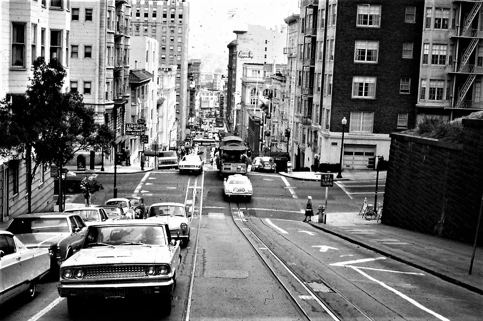 San Francisco in the 1970s