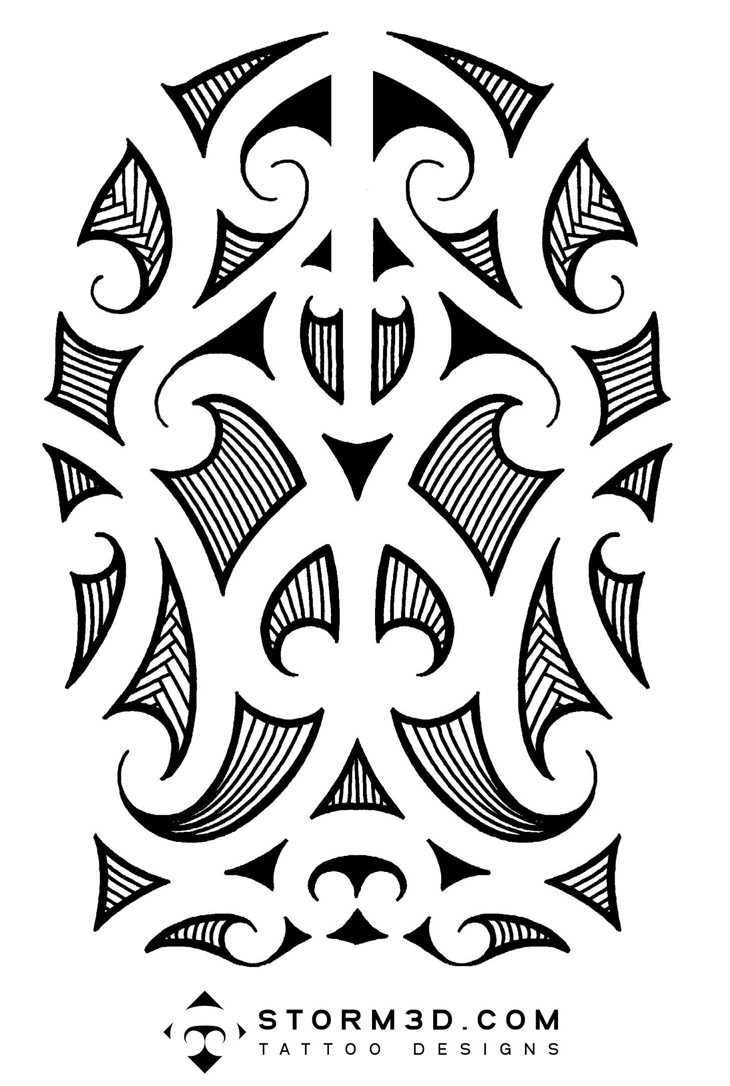 tattoo designs free Download a fullsize maori tattoo