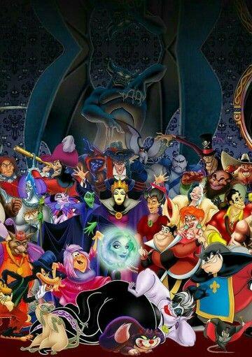 Disney Phone Wallpaper Disney Villains Disney Villains Art Wallpaper Iphone Disney