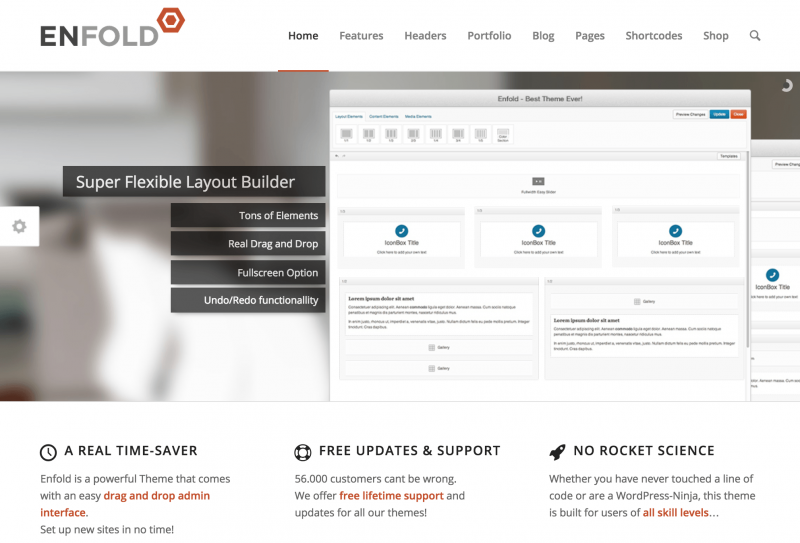 28 of the Best WordPress Themes Ever