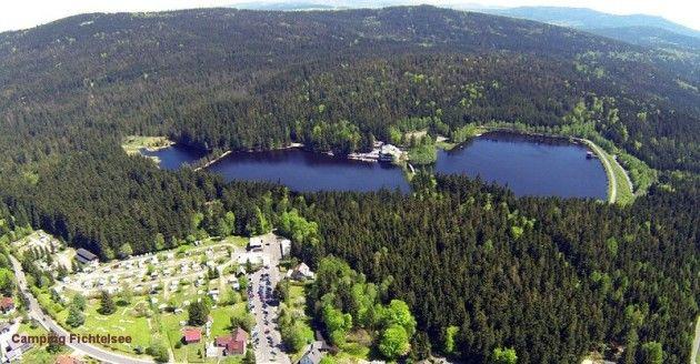 KomfortCamping in Franken und Bayern Campingplatz