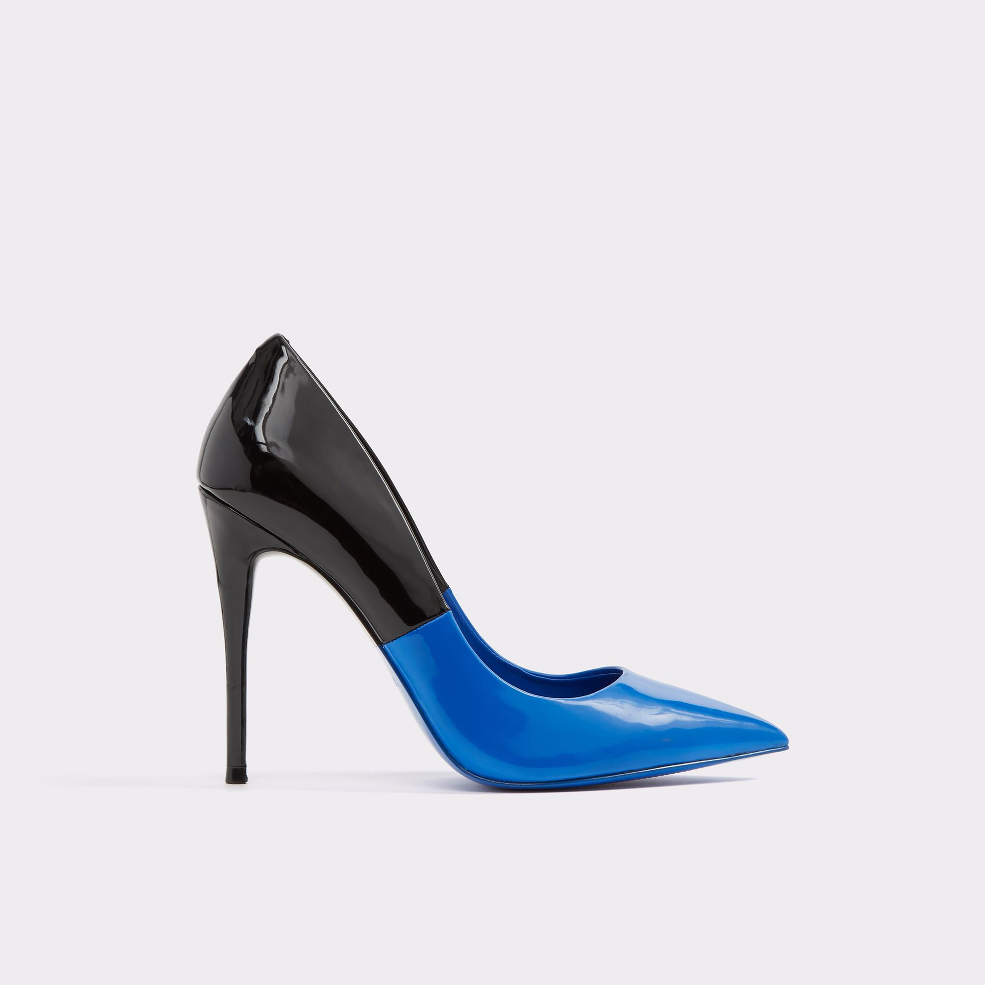 618952577e Stessy Navy Nubuck Women's Court shoes   ALDO UK   Oh, for a walk in ...