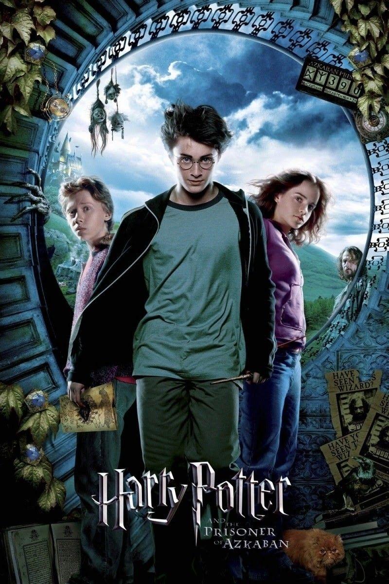 Harry Potter And The Prisoner Of Azkaban 2004 Der Gefangene Von Askaban Harry Potter Film Filme