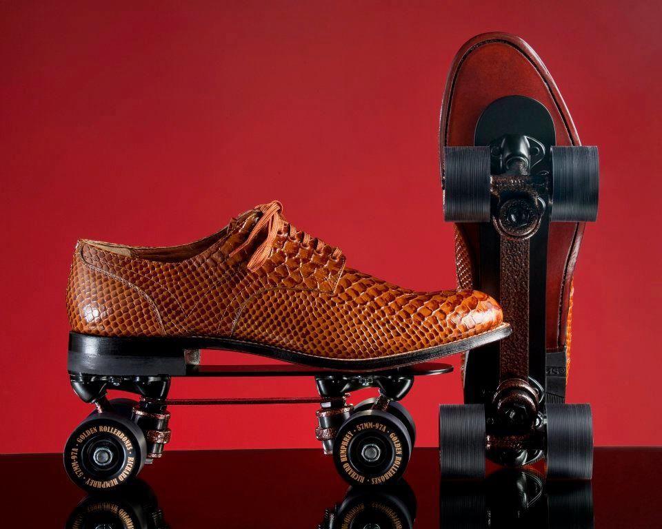 Pin on Funky Roller Skates