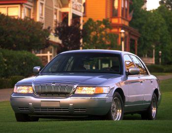 1998 2002 Mercury Grand Marquis 1997 2002 Mercury Marquis Grand Marquis Mercury Cars