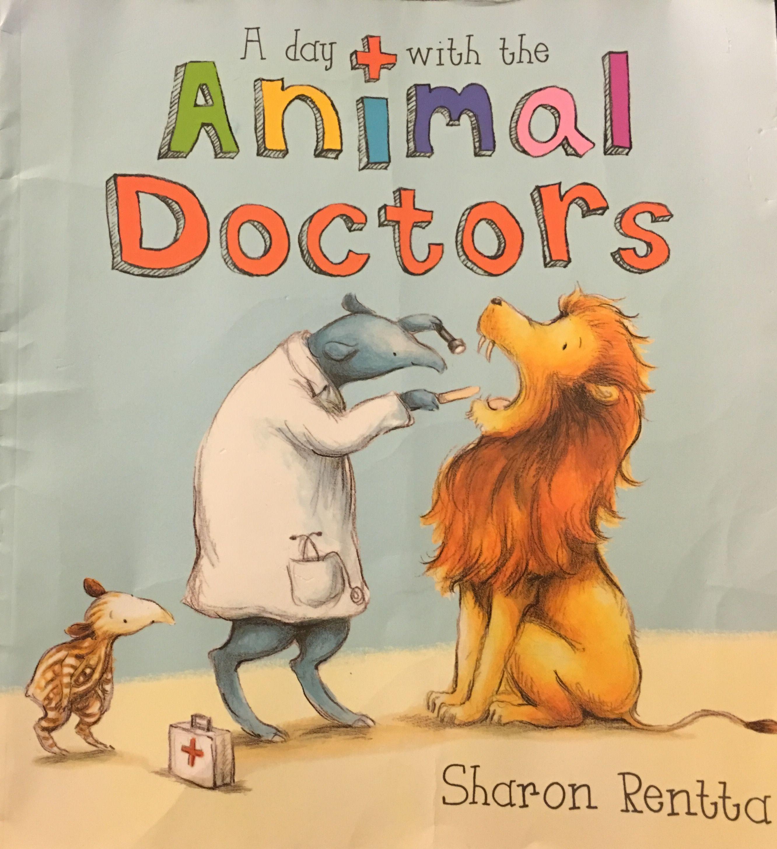 Pin by Amanda Bangert on Summer camp Animal doctor